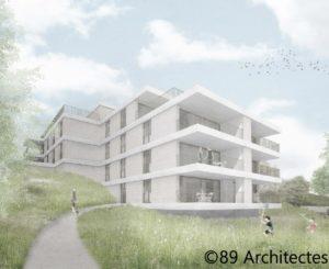 Projet de construction de logements, 89architectes.ch